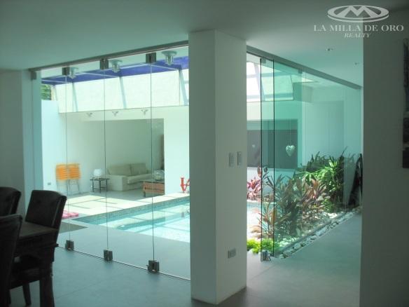 Comedor vista piscina-W2